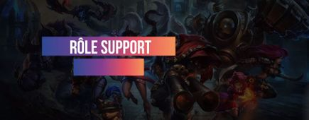Rôle support