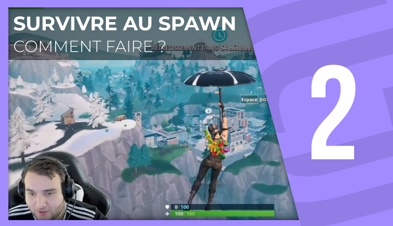 Survivre au spawn