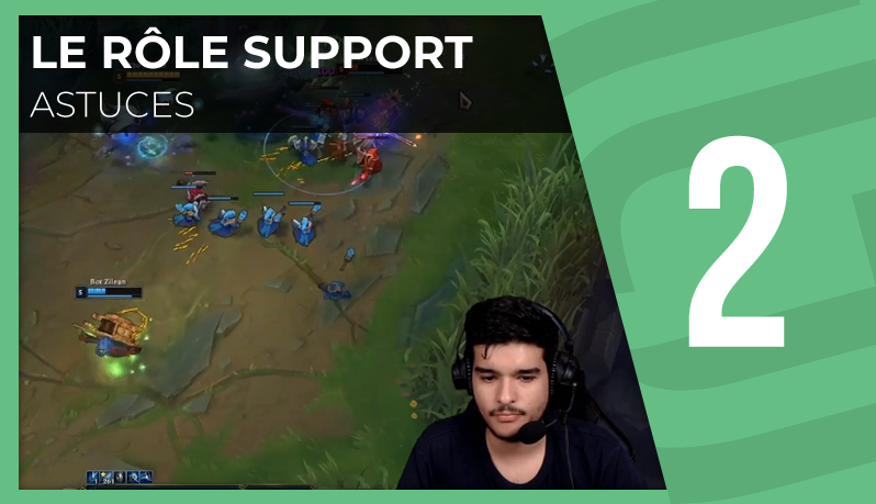 Le support : astuces