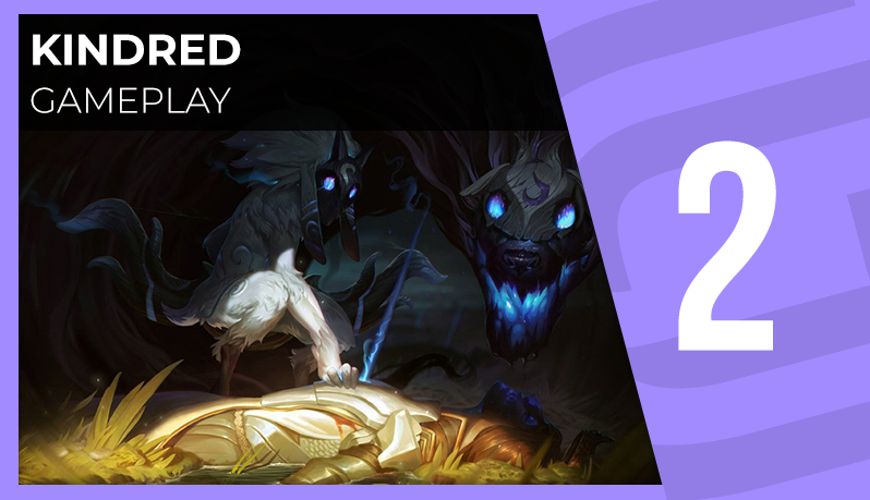 Kindred : gameplay