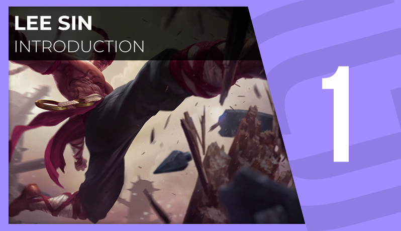 Lee Sin : introduction