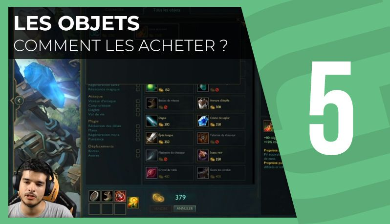 huge sale new arrival cute cheap Tout savoir sur League of Legends : les bases de LoL