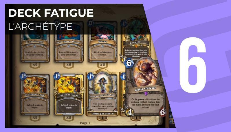 Deck Fatigue