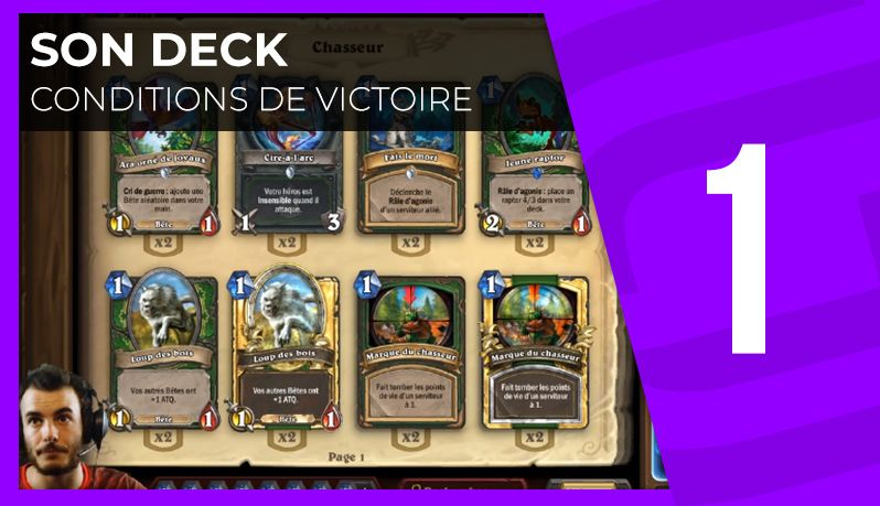 Comprendre son deck